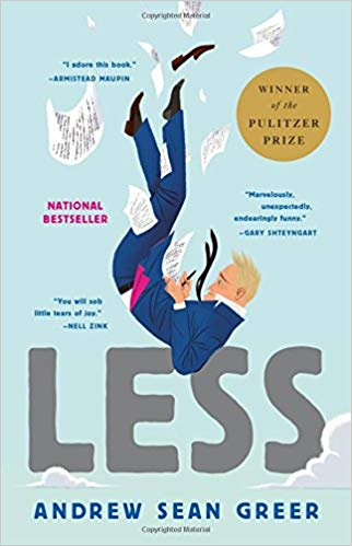Less (book cover)