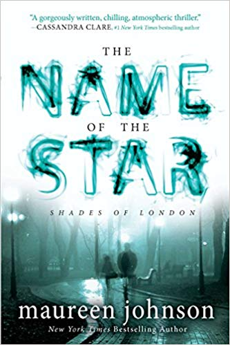 The Name of the Star (book cover)