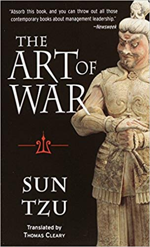 The Art of War (book cover)