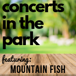Mountain Fish plays June 27.
