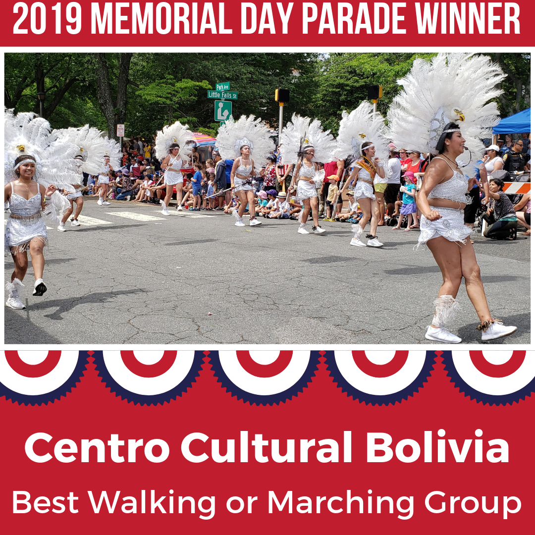 Centro Cultural Bolivia - Best Walking or Marching Group 2019