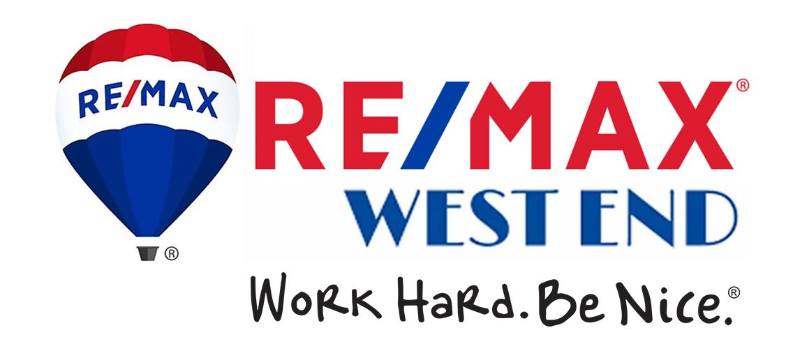 Remax West End logo with Be Nice