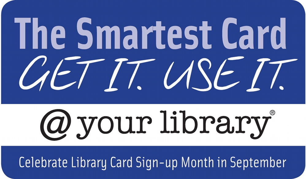 The Smartest Card Get Use It at your library