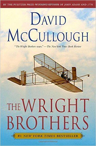 The Wright Brothers (book cover)