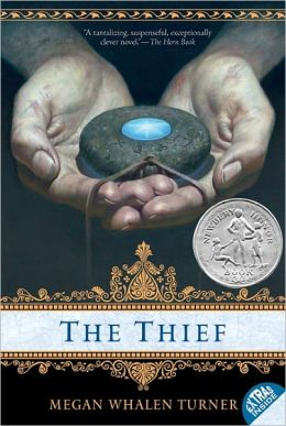 The Thief (book cover)