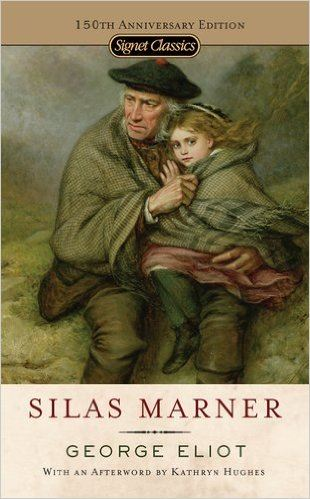 Silas Marner (book cover)
