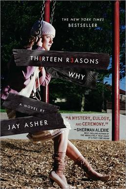 Thirteen Reasons Why (book cover)