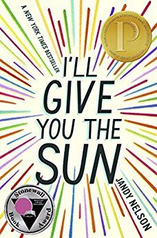 I'll Give You the Sun (book cover)