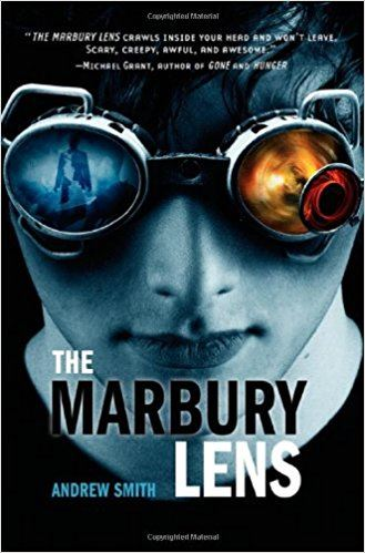 The Marbury Lens (book cover)