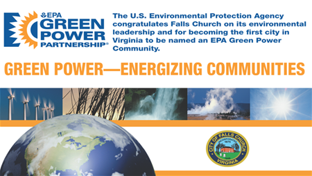 Green Power Partnership Banner