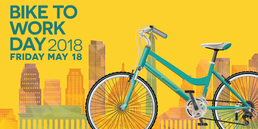 Bike to Work Day Logo 2018