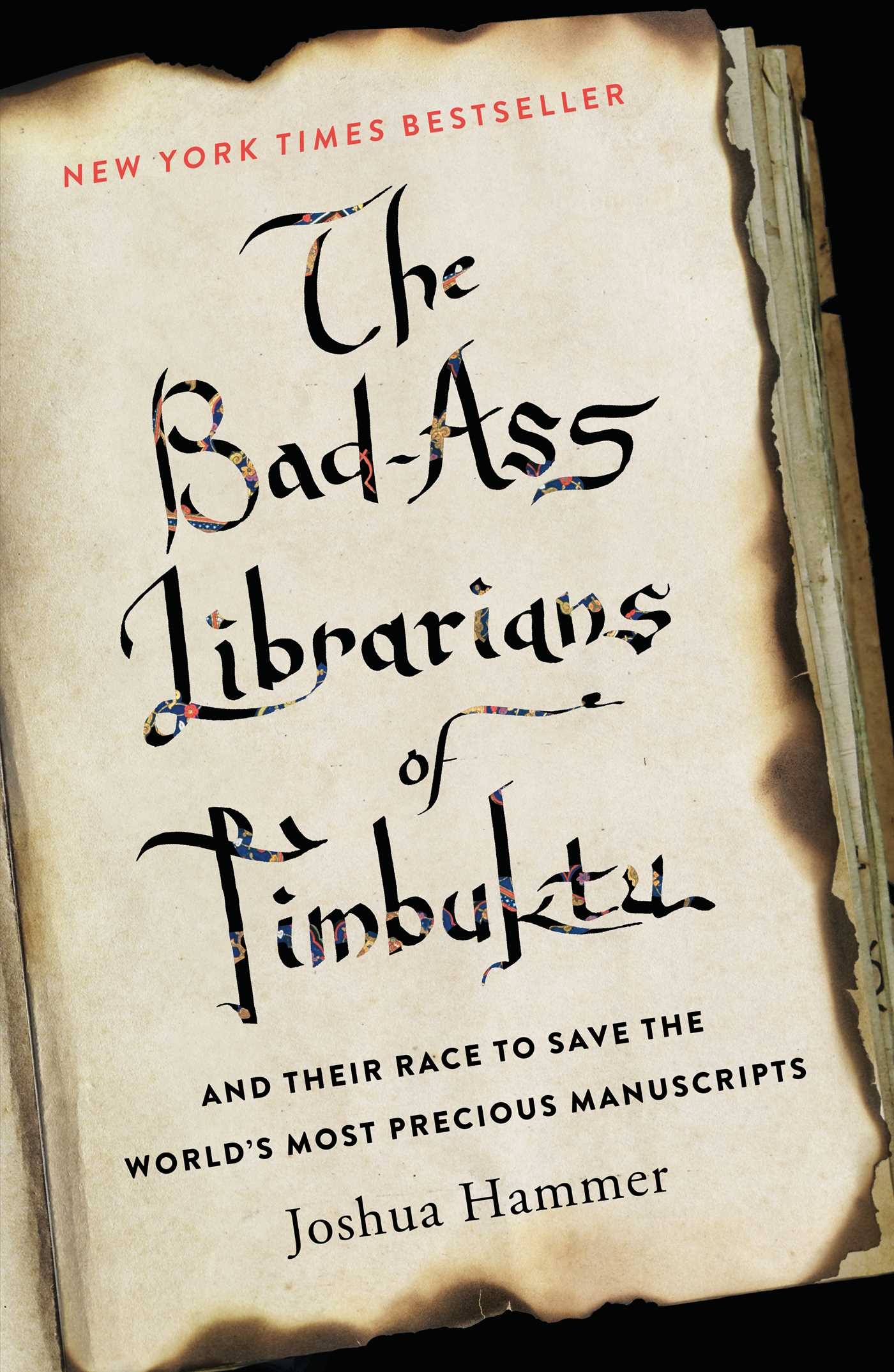 The Bad-Ass Librarians of Timbuktu (book cover)