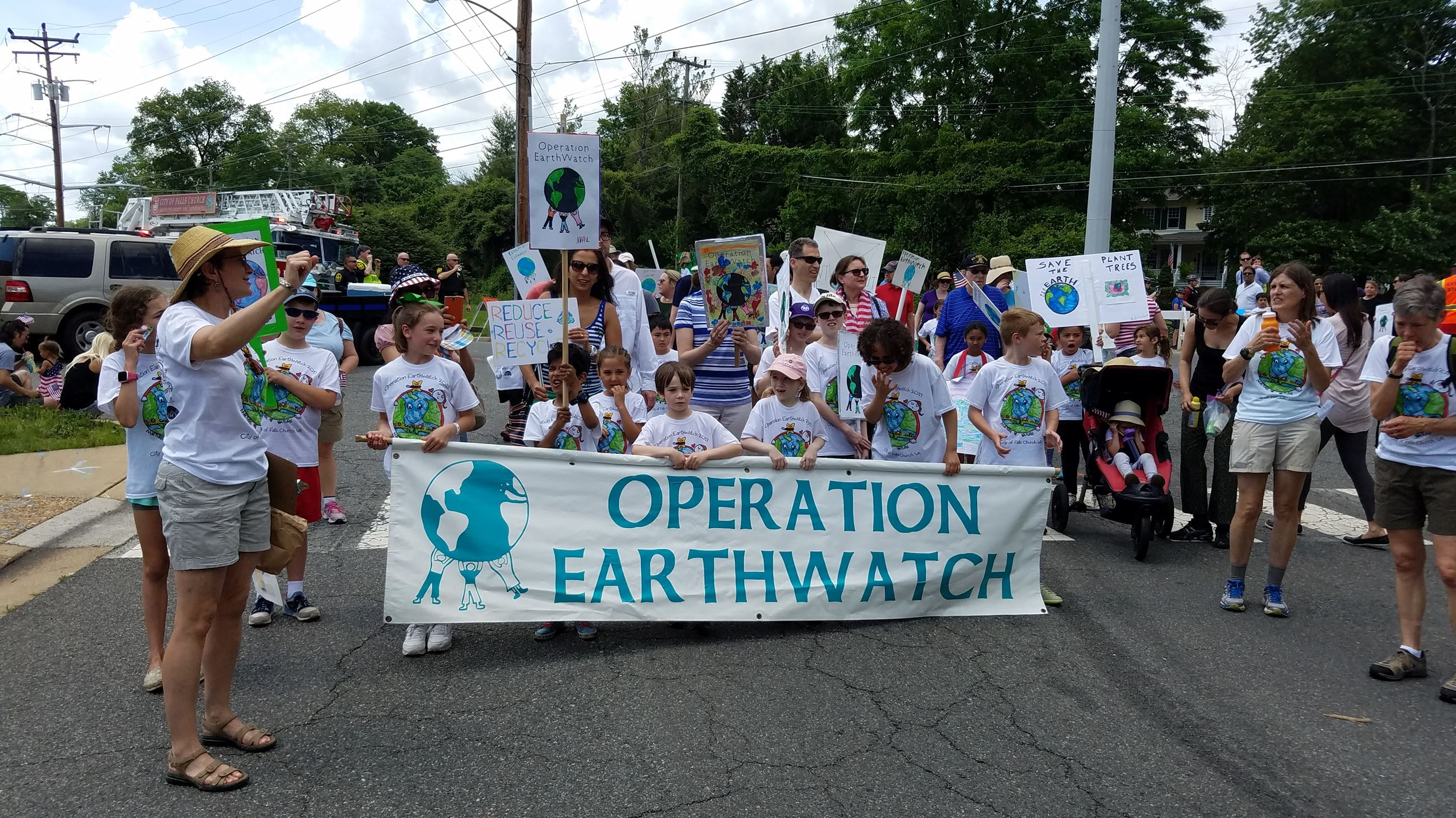 Operation Earth Watch Memorial Day 2017