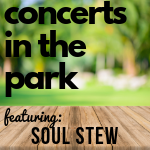 Soul Stew plays July 18.