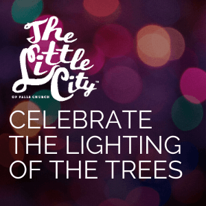 Celebrate the Lighting of the Trees