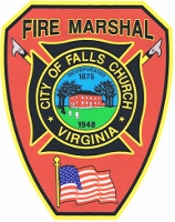 Fire Marshal Badge
