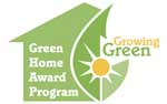 Green Home Award Program Logo
